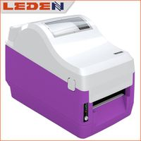 Limited sales Purple color design heat transfer label printer