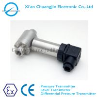 Differential pressure transmitter/Pressure transmitter 4~20mA output ExiaIICT6 CE certification
