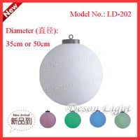 DMX LED lanterns Chirstmas ball light LD-202 thumbnail image