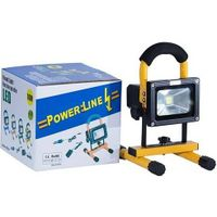 work light portable and rechargeable flood light