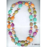 Handmade necklaces/beads necklaces/costume jewelry/fashion jewelry/jewelry wholesale/Ladies' jewelry
