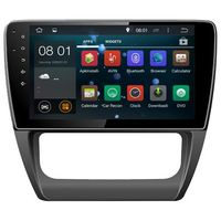 10.2 inch touch screen Android car dvd for VW Sagitar