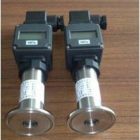 4-LED Flat diaphragm sanitory pressure transmitterHPT-9