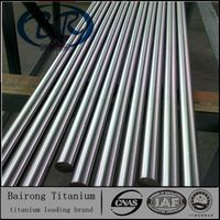 Pure Titanium Bars for sale ASTM B348