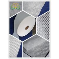 Super Soft PP Spunbond Nonwoven Hydrophilic For Baby Diaper And Sanitary Napkin Top Sheet thumbnail image