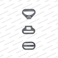 Sewing accessories // Shaped fittings // Tie buckle thumbnail image