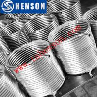 Stainless steel Helical tube