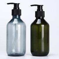 150ml 250ml 350ml 400ml 500ml Empty Liquid Bottle Dispenser Pump Bottle Soap Lotion Plastic Bottles