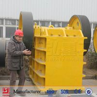 Yuhong PE750x1060 jaw crusher  for sale with ISO9001 certification thumbnail image