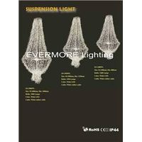 Motif light Suspension Light