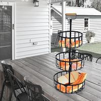 3 Tier Storage Deep Basket