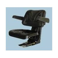 Tractor Seat with fodable armrest