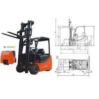 Battery Forklift FE3D20AC