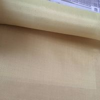Aramid fiber cloth for heat protective clothing for sale