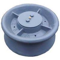 Warping roller DIN 81906