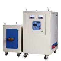 Superaudio induction heating machine