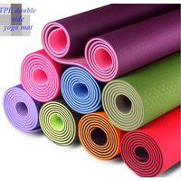 Custom Printed 6mm 8mm Thickness Yoga Mat Wholesale
