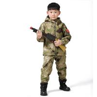 Boy Clothing Children Softshell Jacket Kids Fleece Jackets thumbnail image