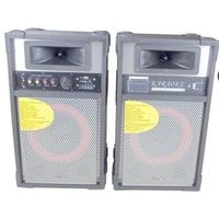 8 Inch Design Box Speaker Sound System Home Speaker Amplifie