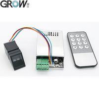GROW K216+R307 Fingerprint Recognition Access Control System+R307 Optical fingerprint sensor thumbnail image