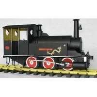 Metal toy train - Chinese Dragon thumbnail image