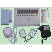 GSM Commercial & Household Intelligent Security &Protrection Alarm System
