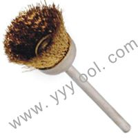 Brass Wire Cup Brushes Jewlery mini brushes