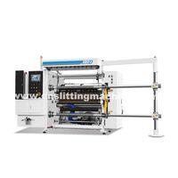 ZTM-D PLC Controlled High Speed PVC, PET, OPP Label Slitting Machine