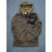 Men's hoodie,Zipper-Up , Printed thumbnail image