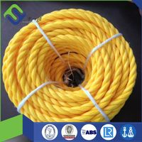 "1/2"" danline PP rope PP fishing rope"