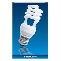 half spiral serious CFL energy saving lamp long lifespan high quality