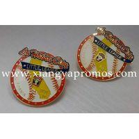 Sport Trading Lapel Pin Badge, Team Pin