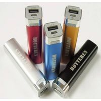 External mobile battery charger usb power bank,external 18650 power bank,Lipstick Charger 2200mah po