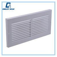 Baseboard Exhaust air return grille