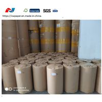 Brown Kraft liner paper 200gsm in stock for corrugated box