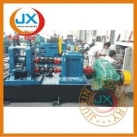 JX-180 type 14x4mm flat bar cold rolling mill line thumbnail image