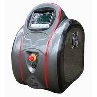 Unipolar RF wrinkle reduction machine