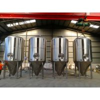 15 Gallons Stainless Steel Beer Brewing Equipment / Hot Liquor Tank With Herms Coil thumbnail image