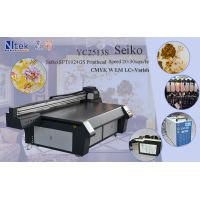 Stable performance large format uv flatbed printer for best 3d photos printing with best price