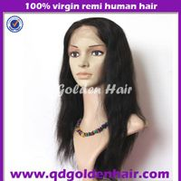 100% High Quality Full Lace Wigs for Black Women With Baby Hair