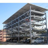 2,3,4,5 levels automatic smart car parking system with low price