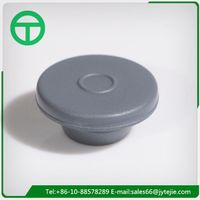 20mm butyl rubber stopper of antibiotic bottles 20-B2 thumbnail image