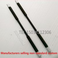 Manufacturers supply butt end type silicon carbide non-standard custom heating element