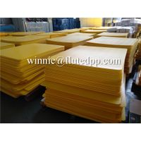 PP plastic layer pads