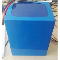 high power electric car batteries 48v 50ah li ion battery pack with deep cycle rechargeable life thumbnail image