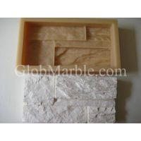 Artificial stone mold, Paver stone mold, Wall veneer stone sample LS 1291/2
