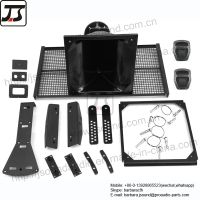 line array system parts for professional audio thumbnail image