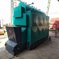 Water-Fire Tube DZL Series Industrial Coal Fired Steam Boiler for greenhouse heating system thumbnail image