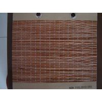 China colorful straw window blind  curtain