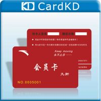Business Cards PVC Automatic Printing PVC Card Embosser